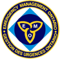 Emergency Management Ontario Logo